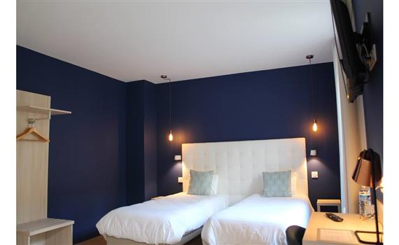 hotel caen site officiel h tel la fontaine. Black Bedroom Furniture Sets. Home Design Ideas