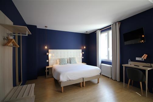 hotel la fontaine caen centre 10 en r servant en direct h tel la fontaine. Black Bedroom Furniture Sets. Home Design Ideas